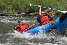 Adventure Vacation  / Vista Verde Ranch in Steamboat Springs, CO has an endless list of activities. We are surrounded by national forest, so there's LOTS of room to play.  / by Vista Verde Ranch