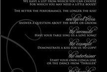 Wedding Ideas / by Lauren Martin