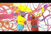 art videos / by Klair Hans
