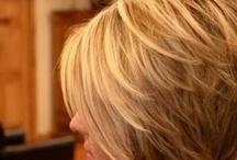 short hair  / by lindsay wynne