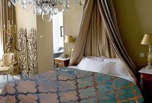 Sexy Bedroom Ideas / by Priscilla Ines