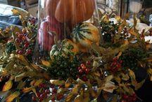 seasonal decorating ideas / by Tammy Ebert