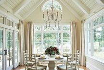 Dining Room Inspiration / by The Not So Desperate Chef Wife