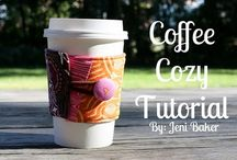 coffee cup sleeve / by Tammy Kincannon