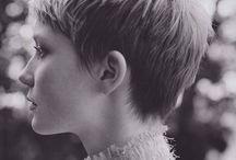 01剪髮設計-Pixie Crop / Crop:(頭髮)剪短,平頭 / by 思恒 黃