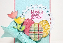 easter cards / by Janette Nelson