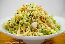 Salads / Best ideas and recipes for delicious salads. / by Patrick Jobst
