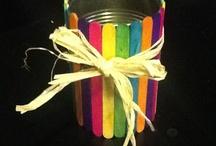 Sunday School Craft Ideas / by Bonnie Harris