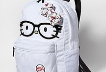 Hello Kitty / Anything and everything Hello Kitty. My Addiction! / by Beckie Voigts