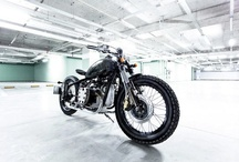 Chiang Jang Motorcycles / by Iron & Air