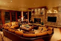 Interior Design / What I Dream The Inside Of My Home Will Look Like. / by Lynsey Allan