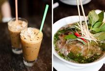 Vietnamese food. / by Trang Nguyen