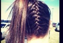 hair / by Jenna Elizabeth