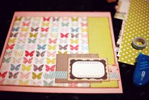 Scrapbooking: Starting Points / by Oh Yvonne