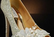 Thinking of Wedding Shoes / Wedding shoes that catch my eye. / by Ashley McKeown
