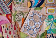 Art Journaling / Art Journaling examples and inspirations / by as the crow flies