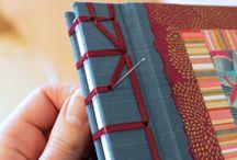 Bookbinding / by Cáu ~..~ Cláudia de Lucca