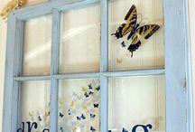 Window panes! / by Melinda Lloyd