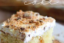 Cakes / by Marsha Rudd