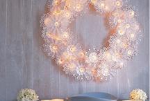 christmas 2014-15 / by Susan Huelsman, AIFD White Leaf Designs