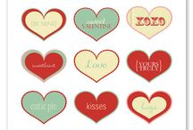 Valentines/Easter/4th July / by Mandy Nelson