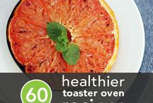 Toaster Oven Meals / by Kim Westrich