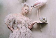 ⋆❋ Fashion Editorials / by Sandra Kim