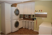 Laundry/Craft Rooms / by Dawne Pace