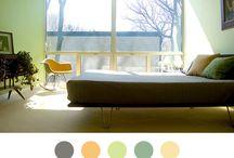 Palettes / by Lindsay Boseman