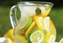 Healthy drinks / by Nancy Brasil