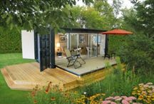 Backyard ideas / by Cintia Lopez Mallett