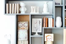 display your stuff / how people display favorite things in their homes.  / by Tracy Decker
