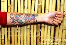 Tattoos I love / by Kristi Fuoco