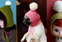 CROCHET - FREE Crochet Patterns for Pets / Free Crochet Patterns for Pets ( Dogs Cats Horses etc ) / by Oombawka Design