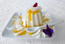 Panna Cotta / by Xuan-Lise Coulombe-Quach