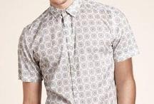 Men's summer fashion / by Elliot Dunson