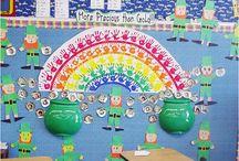 St Patrick's Day Ideas / by Jennifer Wagner