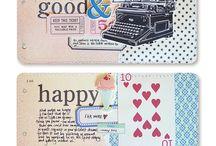 cards and stuff / by Lisa aka Myran