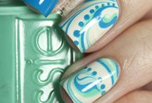 Nails / by Yvonne Churly