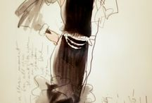 Fashion Illustration / by Phyllis Christoph
