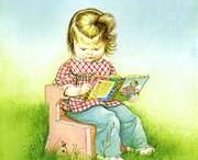 Vintage Childrens Illustrations / by Cass Can Sew
