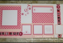 Scrapbook/  Card Ideas / by Amanda Stull