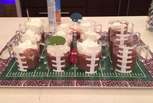 Super Bowl partay  / by Maggie Doty