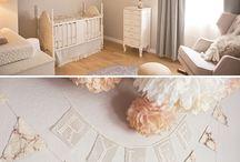 Baby girl's room / by Meg Sexton