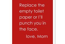 Things that make me laugh:) / by Kris Ossenfort