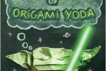 DENbrarian October 2013: Strange Case of Origami Yoda / Strange Case of Origami Yoda / by Discovery Education
