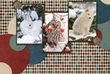 Digital Project Life/Scrapbooking Animal Themed Layouts / Board dedicated to Scrapbooking and Project Life Layouts, Animals Themed Layouts / by Ania Kozlowska-Archer