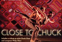 Close to Chuck / Chuck Close inspired movement and images / by Boston Ballet