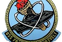 Aircraft Carrier Ship Insignia and Cruise Patches / by Carlos Rodriguez