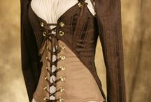 Steampunk and Gothic Designs and Insperation / by Robin Fujimoto